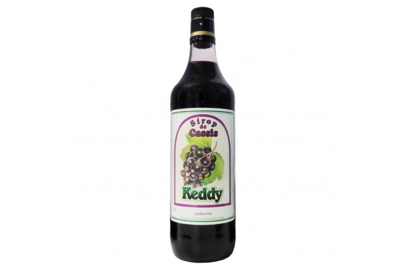 Syrup Keddy Black Kurrant 1 L