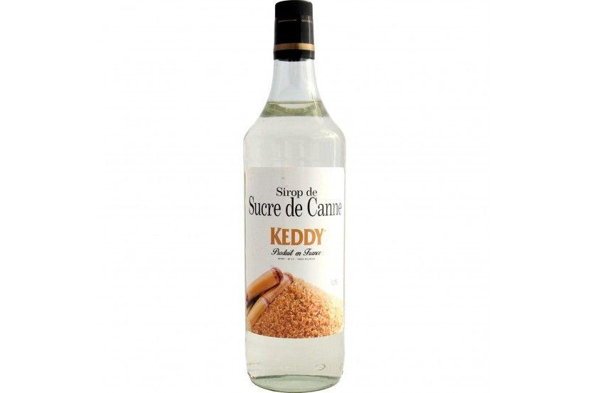 Xarope Keddy Sucre Canne 1 L