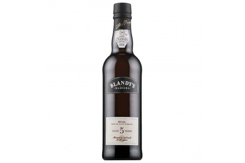 Madeira Blandy's 5 Anos Medium Dry/Verdelho 75 Cl