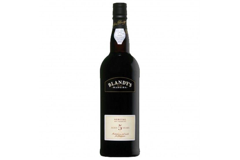Madeira Blandy's 5 Anos Dry/Sercial 75 Cl