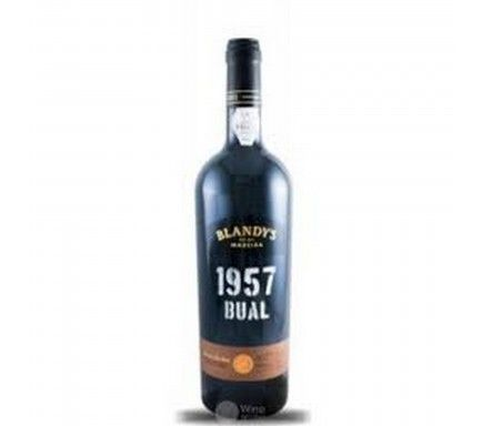 Madeira Blandy'S Bual 1957  75 Cl