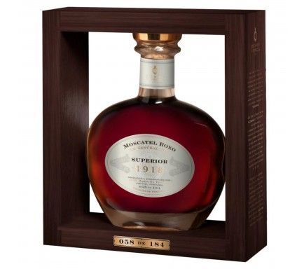 Moscatel Setubal Superior 1918 50 Cl