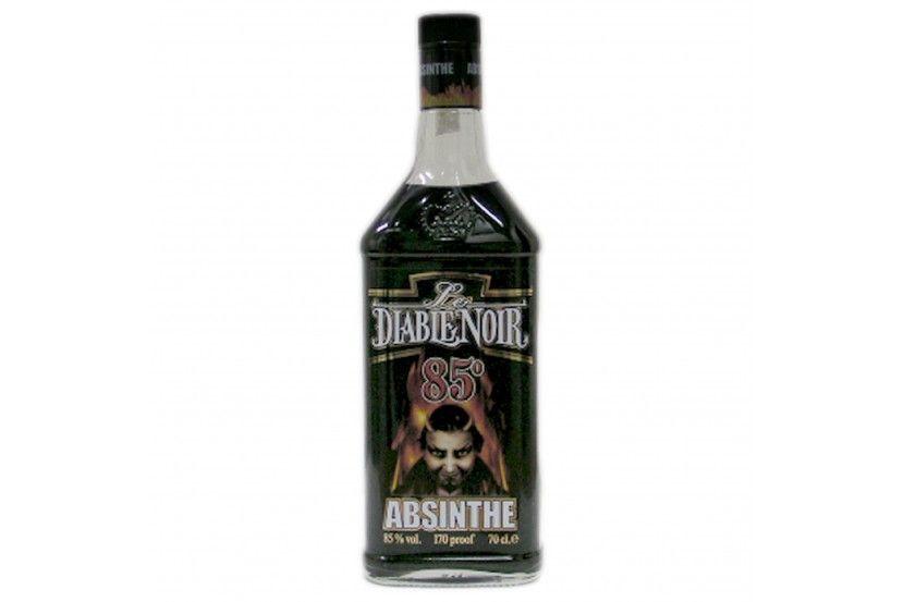 Absinthe Diablo Negro (85%) 70 Cl