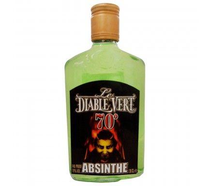 Absinthe Diable Vert (70%) 20 Cl