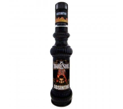 Absinthe Diablo Negro (85%) C/ Copos 20 Cl
