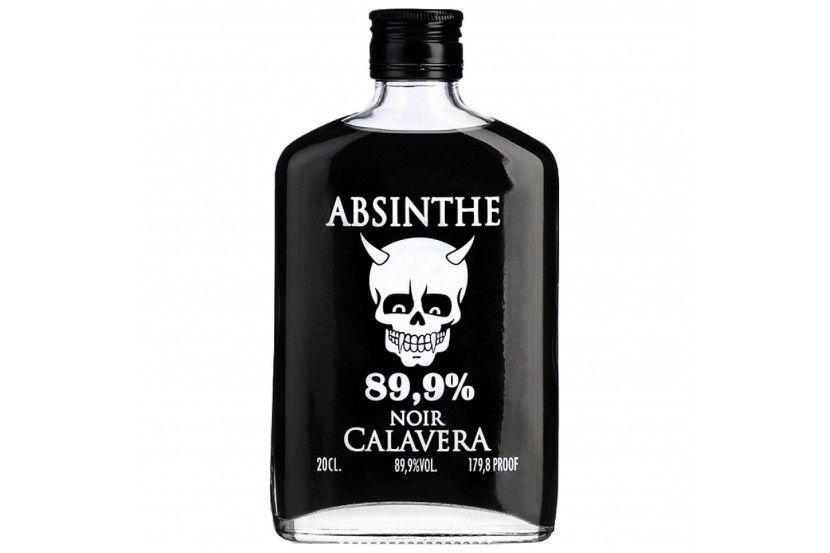 Absinthe Calavera Negro (89.9%) 20 Cl