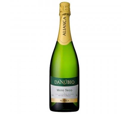 Sparkling Wine Alianca Danubio M/Seco 75 Cl