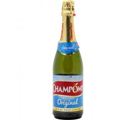 Espumante Champomy Maça 75 Cl