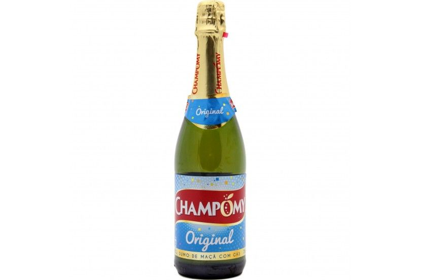 Espumante Champomy Maça 75 Cl