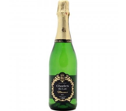 Sparkling Wine Charles Du Lac Brut 75 Cl