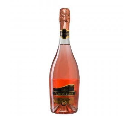 Espumante Poggio Pinot Rosé 75 Cl