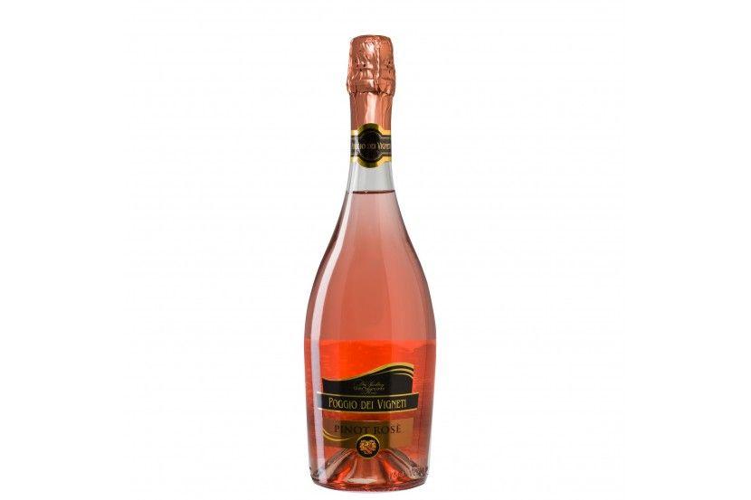 Sparkling Wine Poggio Pinot Rosé 75 Cl
