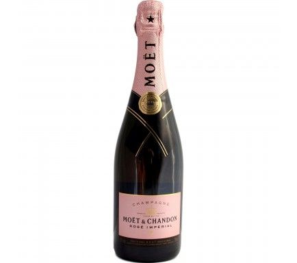 Champagne Moet Chandon Rosé 75 Cl
