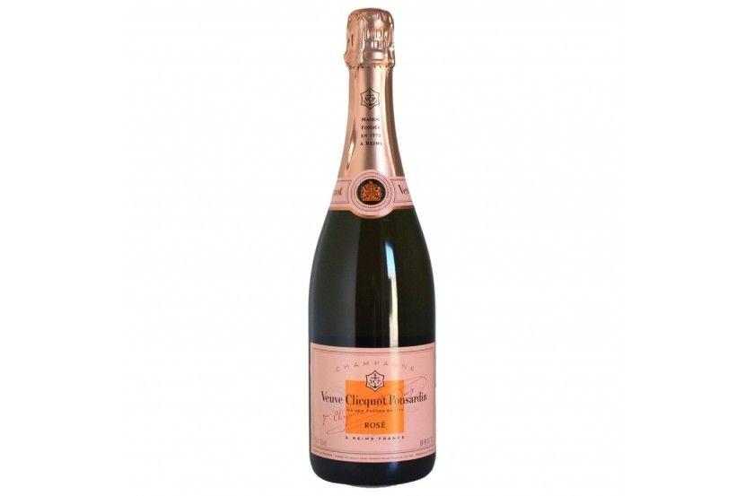 Champagne Veuve Clicquot Rosé 75 Cl