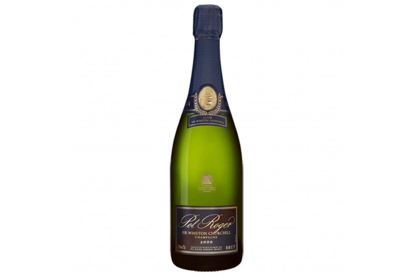 Champagne Pol Roger Sir Winston Churchill Vint 75 Cl