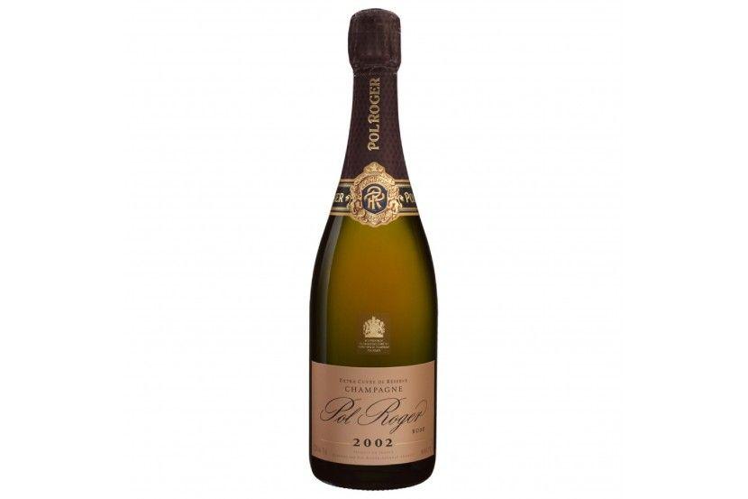 Champagne Pol Roger Rosé Vintage 75 Cl