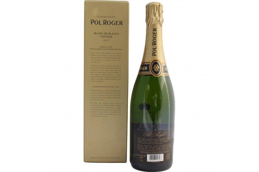 Champagne Pol Roger Blanc Des Blanc Vintage 75 Cl