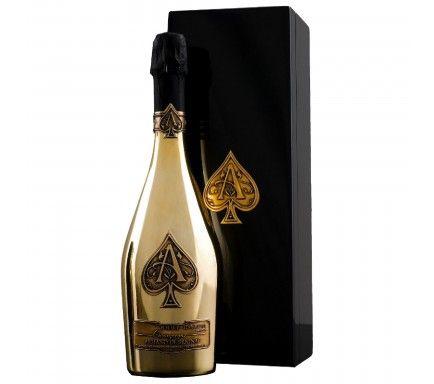 Champagne Armand De Brignac Brut Gold 1.5 L