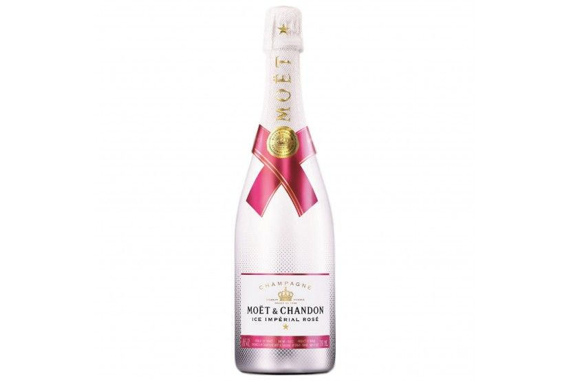 Champagne Moet Chandon Ice Rose 75 Cl