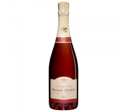 Champagne Bernard Robert Rosé 75 Cl