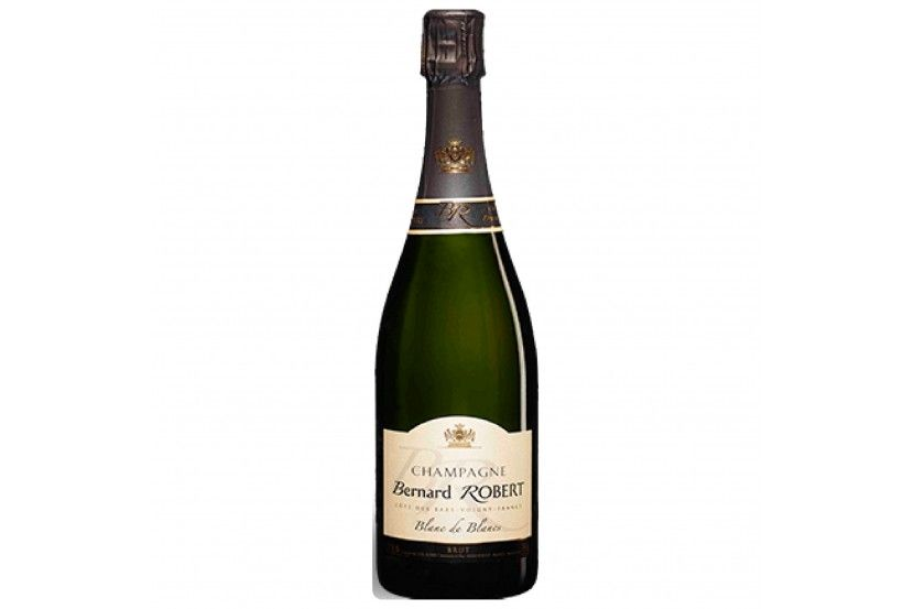 Champagne Bernard Robert Blanc Blancs 75 Cl