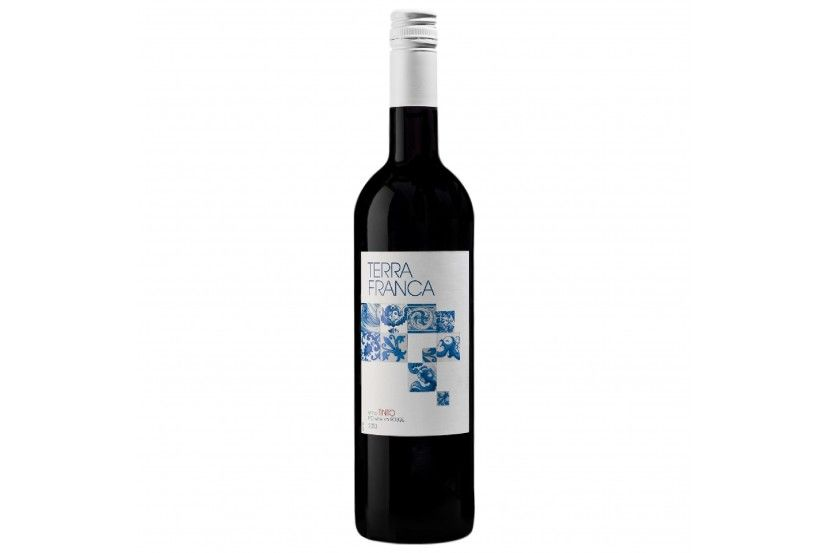 Vinho Tinto Terra Franca 75 Cl