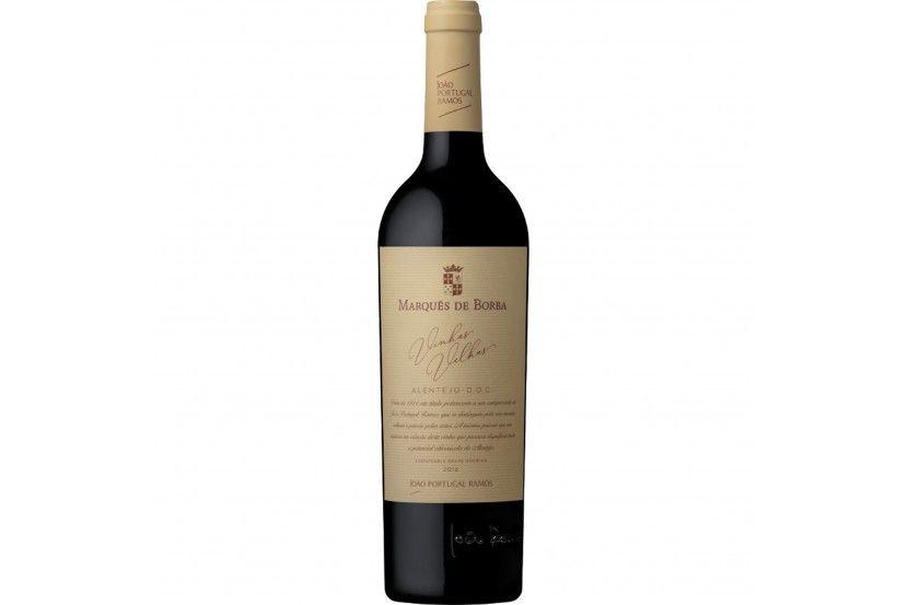 Vinho Tinto Marques De Borba Vinhas Velhas 75 Cl
