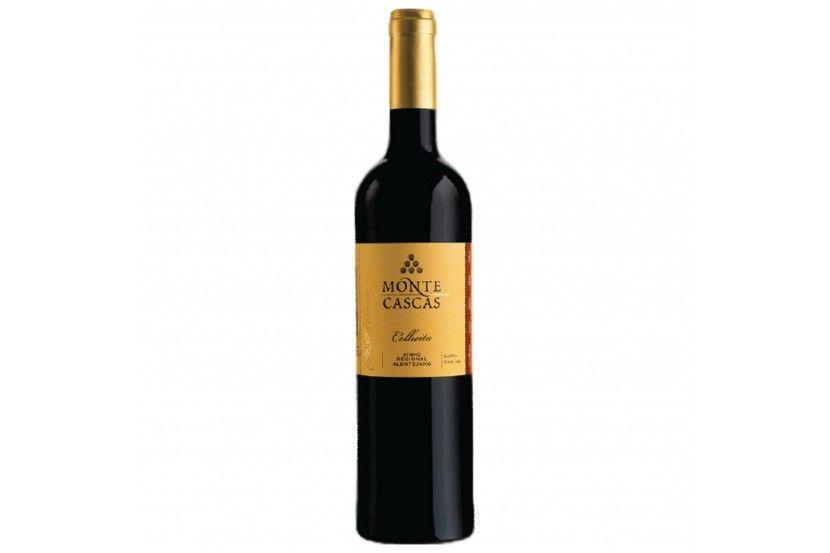 Vinho Tinto Monte Cascas Alentejo 75 Cl