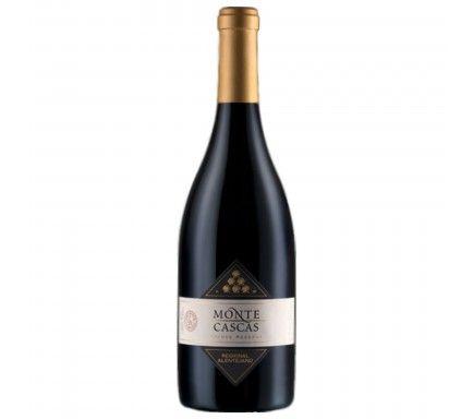 Vinho Tinto Monte Cascas Grande Reserva 75 Cl