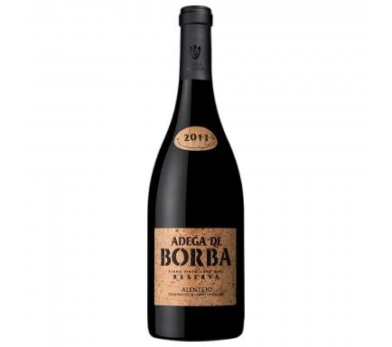 Red Wine Borba Reserve Cortiça 75 Cl