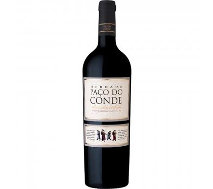 Red Wine Paço Do Conde Reserve Winemakers Selection 75 Cl