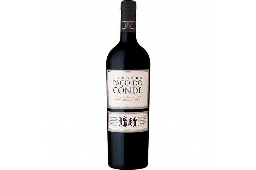 Vinho Tinto Paço Do Conde Reserva Winemakers Selection 75 Cl