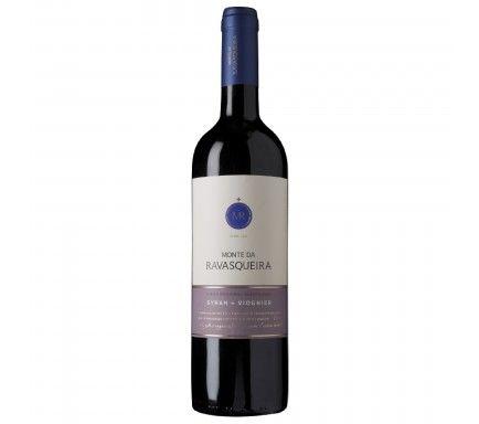 Vinho Tinto Monte Ravasqueira Syrah/Viognier 75 Cl