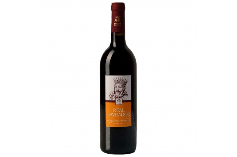 Red Wine Real Lavrador 75 Cl