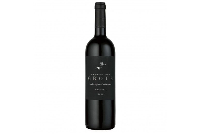 Red Wine Herdade Grous Reserve 75 Cl