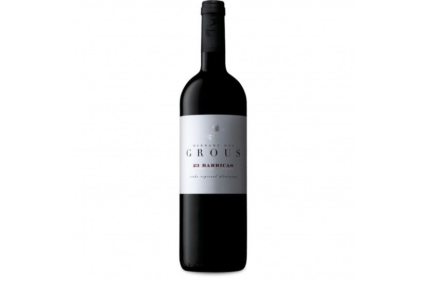 Red Wine Herdade Grous 23 Barricas 75 Cl