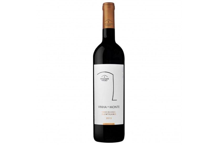 Red Wine Vinha Do Monte 75 Cl