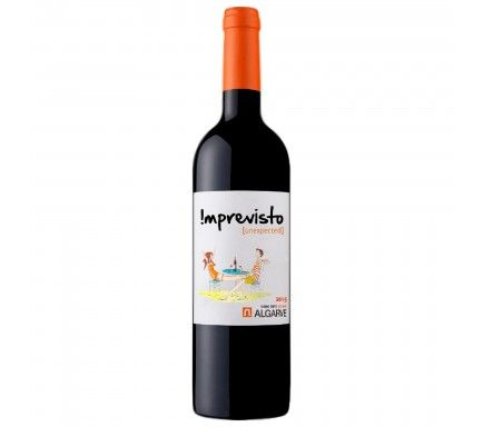 Red Wine Imprevisto 2015 (Unexpected) 75 Cl