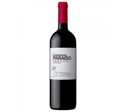 Vinho Tinto Convento Paraiso Cabernet Sauvignon 2014 75 Cl
