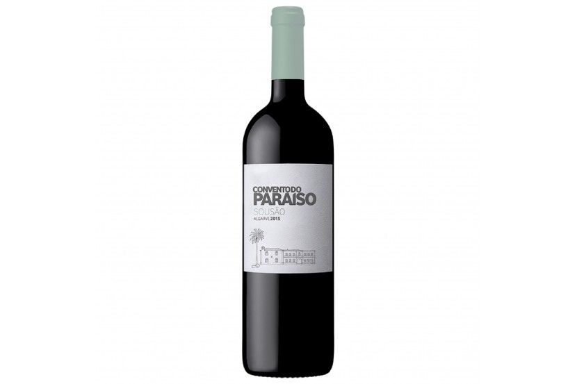 Red Wine Convento Paraiso Sousão 2015 75 Cl