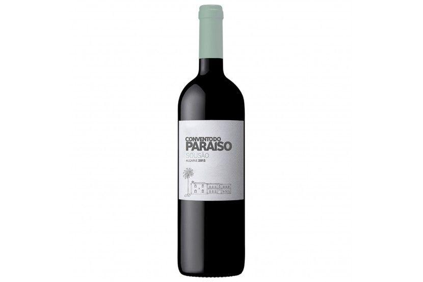 Vinho Tinto Convento Paraiso Sousão 2015 75 Cl