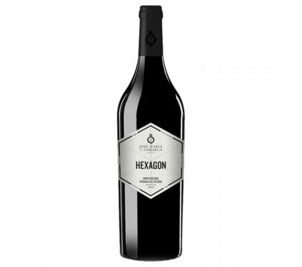 Red Wine Hexagon 75 Cl