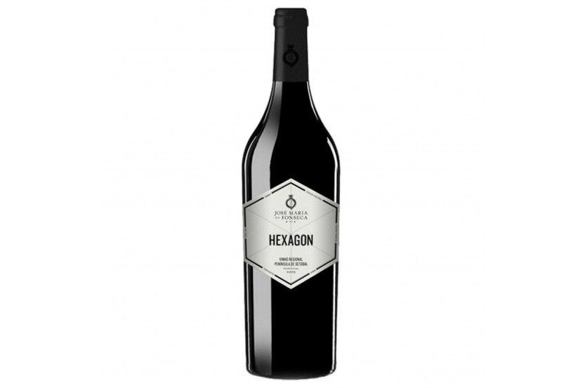 Vinho Tinto Hexagon 75 Cl