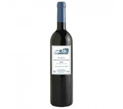 Red Wine Quinta Bons Ventos 75 Cl