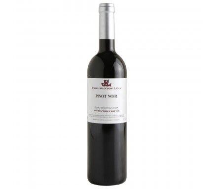 Red Wine Casa Santos Lima Pinot Noir 75 Cl
