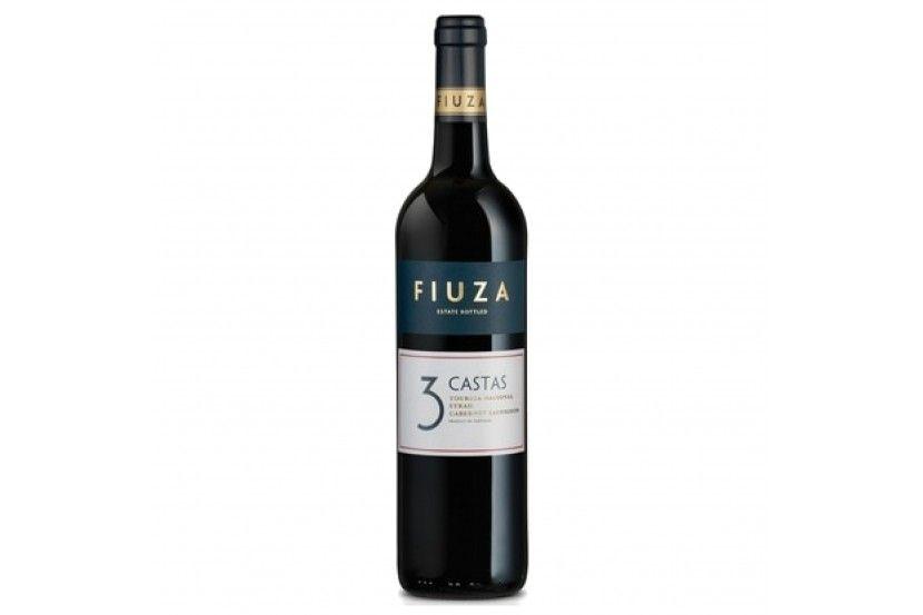 Vinho Tinto Fiuza Tres Castas 75 Cl