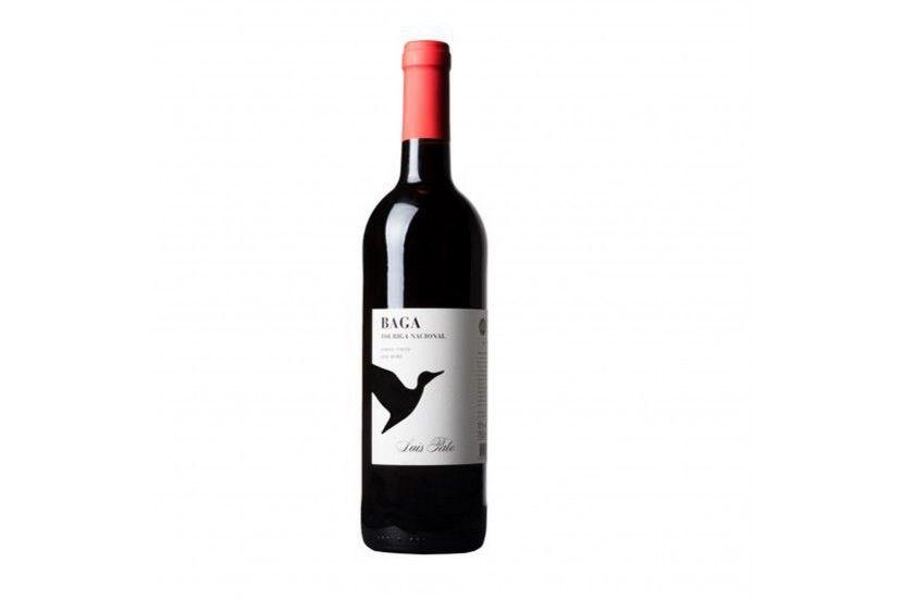 Red Wine Luis Pato Baga + Touriga Nacional 75 Cl