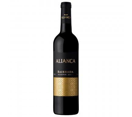 Red Wine Bairrada Aliança Reserve 75 Cl