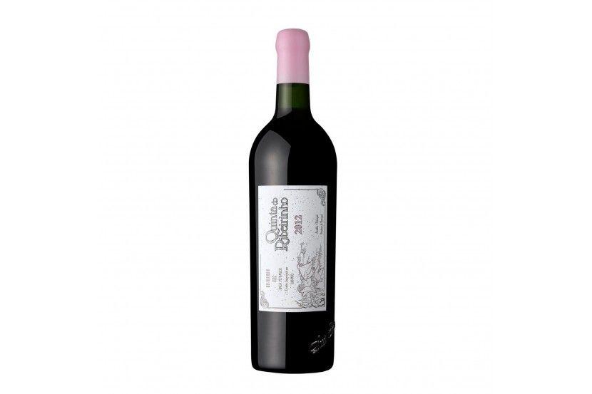Vinho Tinto Luis Pato Quinta Ribeirinho 2012 75 Cl