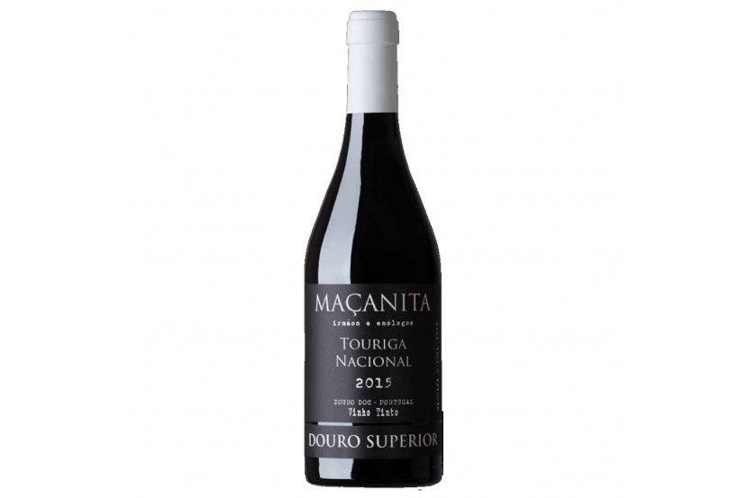 Red Wine Douro Maçanita Tour. Nac. Douro Superior 2017 75 Cl